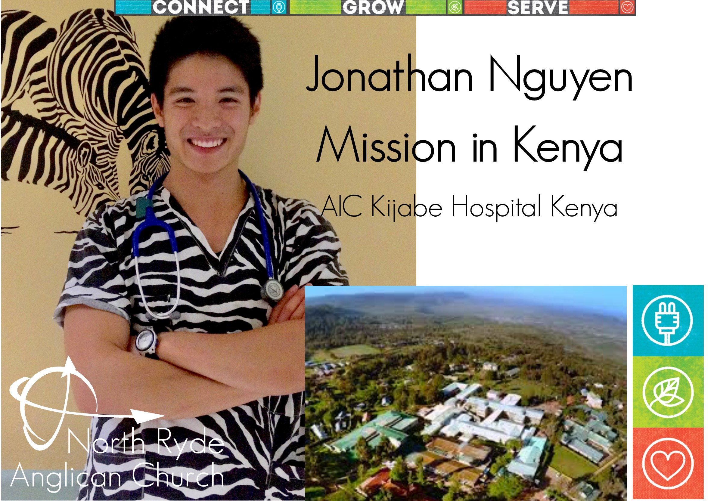 <p>Starting in May 2019, I'll spend 6 months caring for children and their families at AIC Kijabe Hospital Kenya , and will be working in a variety of settings including the wards, nursery and intensive care. This will be a busy and challenging time, and a major need at Kijabe […]</p>